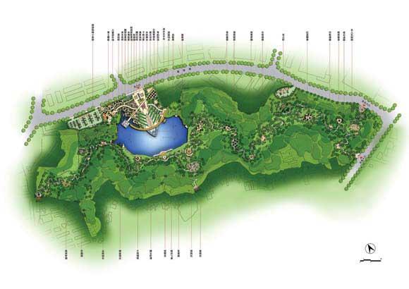 拙政园 始建于名正德年间,苏州四大古典园林之一,位于城东北隅楼门内